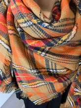 Load image into Gallery viewer, Falling In Love Blanket Scarf