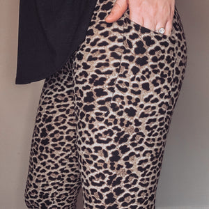 Wild For You Leopard Leggings