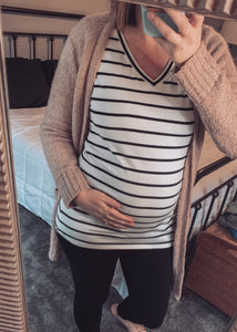Everyday Stripes Top