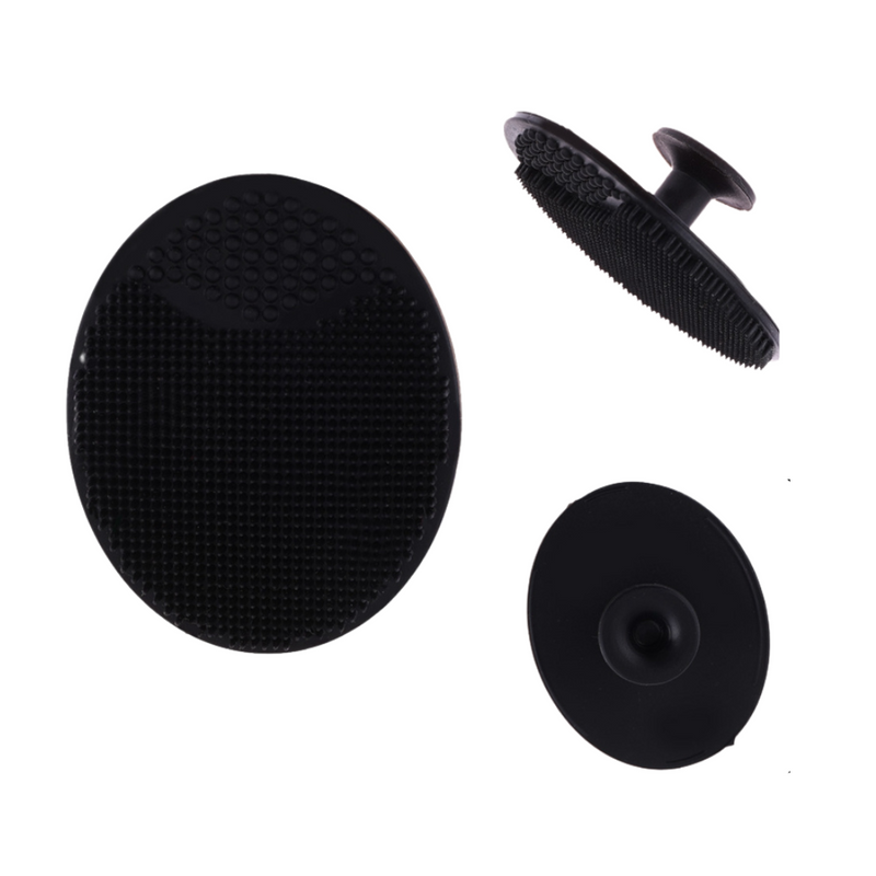 FACIAL EXFOLIATING PAD & CASE