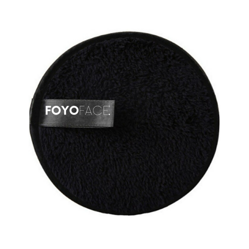 FOYO FACE CLEANSING PUFF