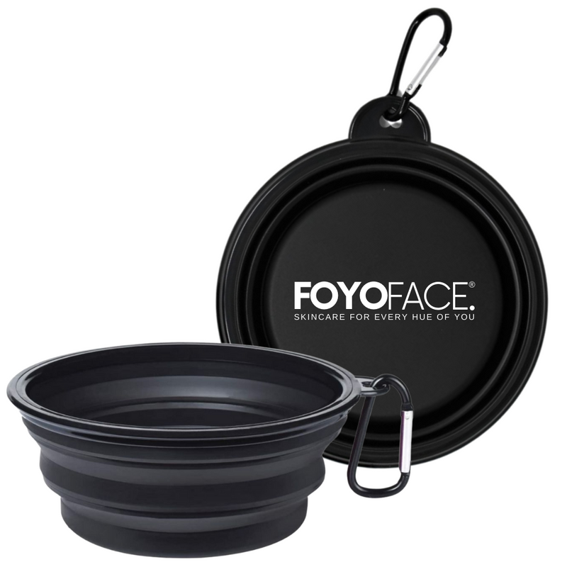 FOYO FACE COLLAPSIBLE MASKING BOWL