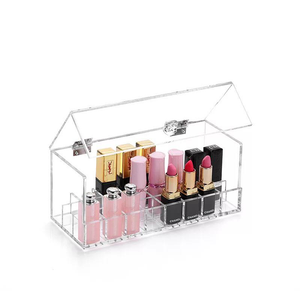 Large Clear Box for Lipstick