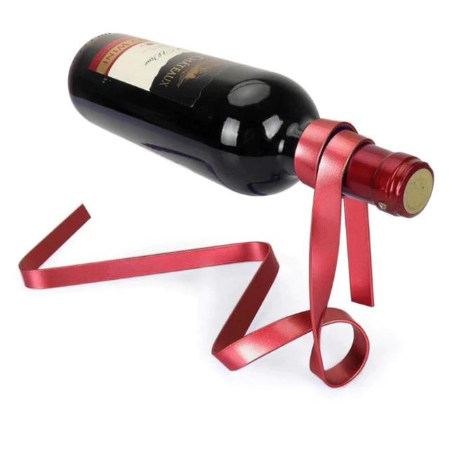 Silk Ribbon | Anti-Gravity Floating Wine Rack