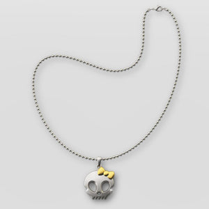 Chic Skull Necklace