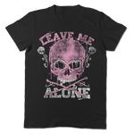 Leave Me Alone Skull T-shirt