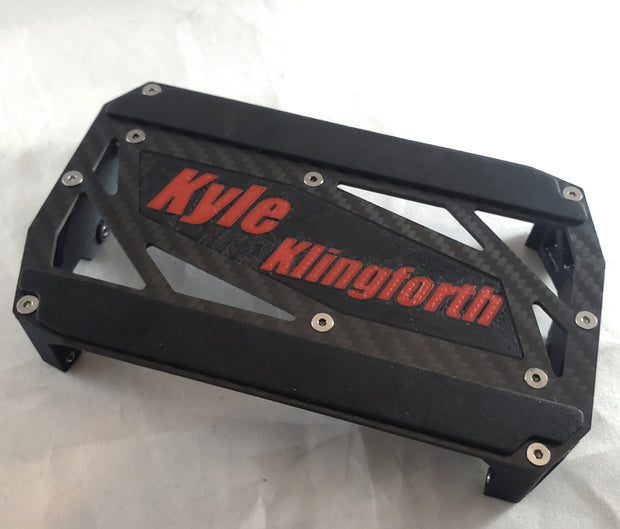 Custom Name Plates for PETG or Volution car sand