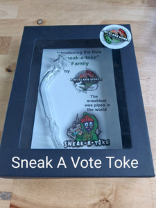 Sneak A Vote Toke