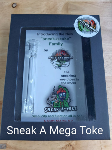 Sneak-a-mega-toke