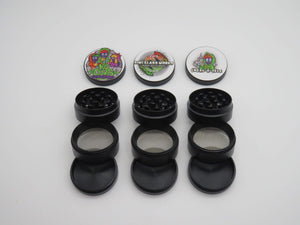 Kiwi Glass 4 STAGE GRINDERS