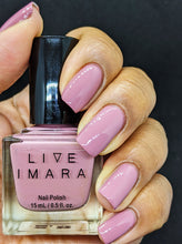 Load image into Gallery viewer, Muted Pink Nail Polish - Cory Cardigan