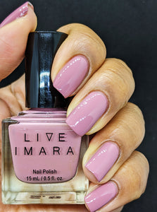 Muted Pink Nail Polish - Cory Cardigan