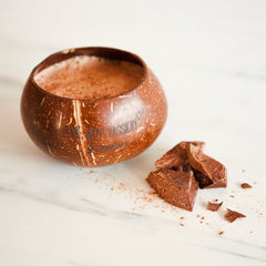 Coconut Cup - With Ceremonial Cacao - Sustainable - Vegan
