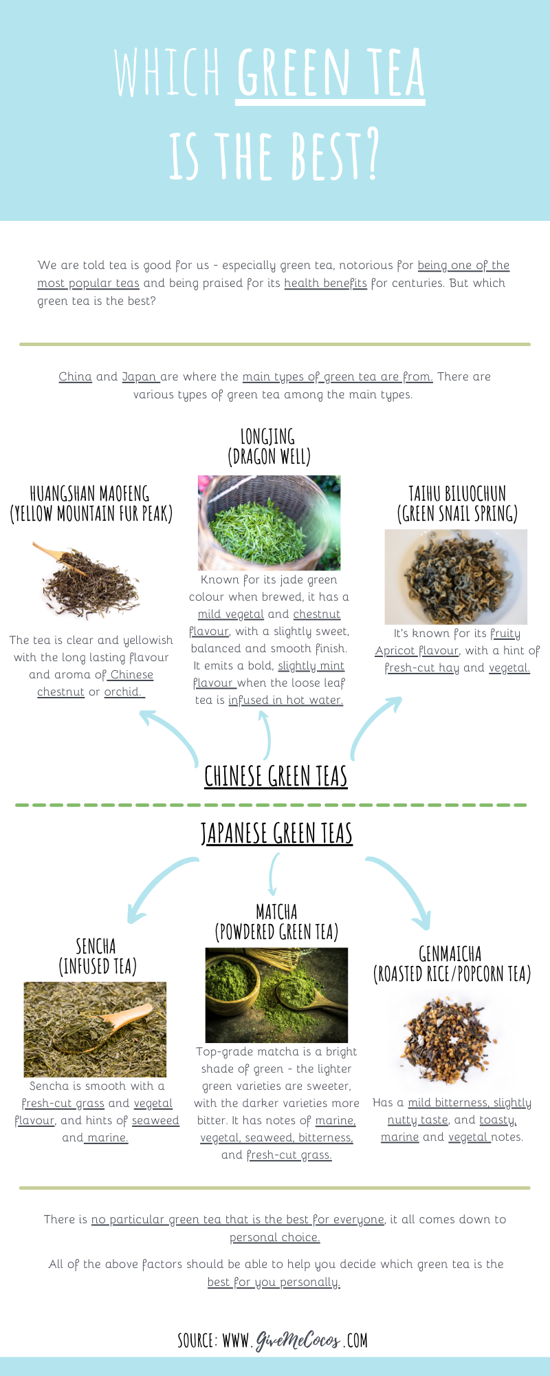 Which Green Tea Is The Best?