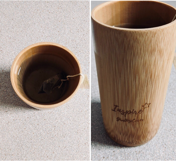 Best Green Tea In A Bamboo Cup