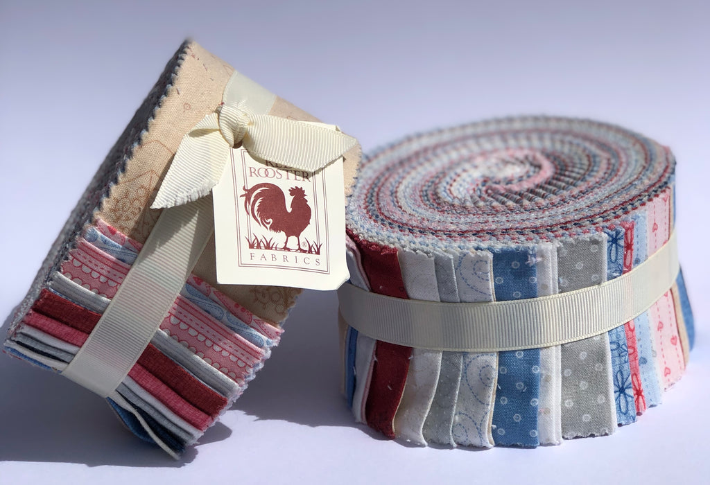 Basically Hugs Jelly Rolls – 2.5″ Strips
