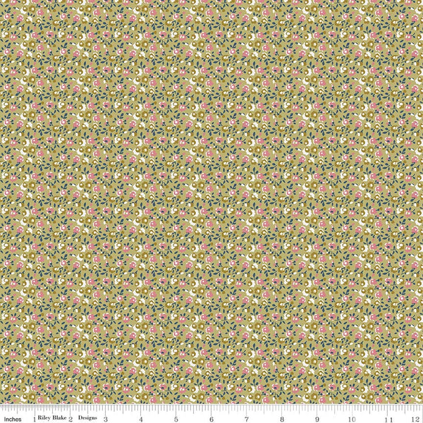 Sweet Stems - Floral Green