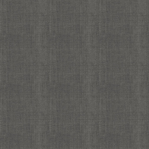Linen/Cotton Blend - Dark Grey