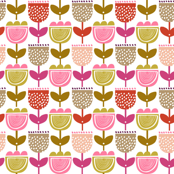Retro Orchard – Small Floral