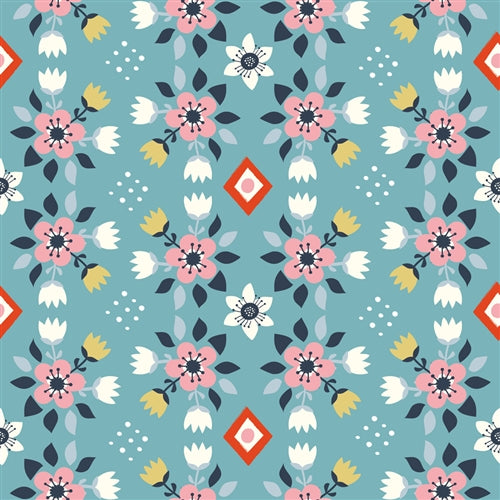 Wildland - Flowerbed Blue