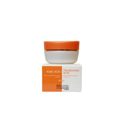 Belo Essentials Kojic +Tranexamic Acid Skin Whitening Face &Neck Cream 50 Grams