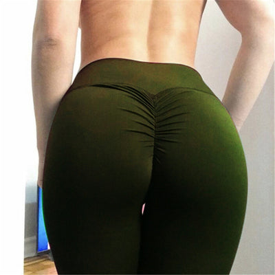 Pants Women Hips Push Up Pants Workout Causal Sweatpants Leggings - Athleisure Republic