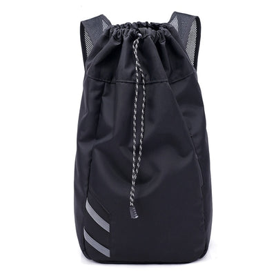 Athleisure Sporty Basketball Backpacks for Men Drawstring Water Repellent - Athleisure Republic