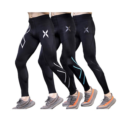 Men Running Tights Gym Yoga Trousers | Jogger Sports Leggings - Athleisure Republic