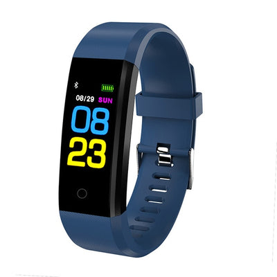 Sport Bracelet Smart Watch Women Men Smartwatch For Android IOS - Athleisure Republic