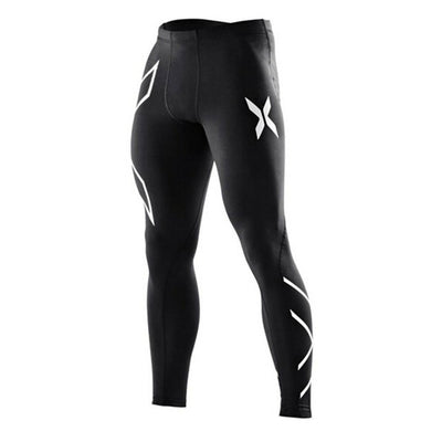 Men Running Fitness Tights Trousers | Crossfit Jogger Sports Leggings - Athleisure Republic
