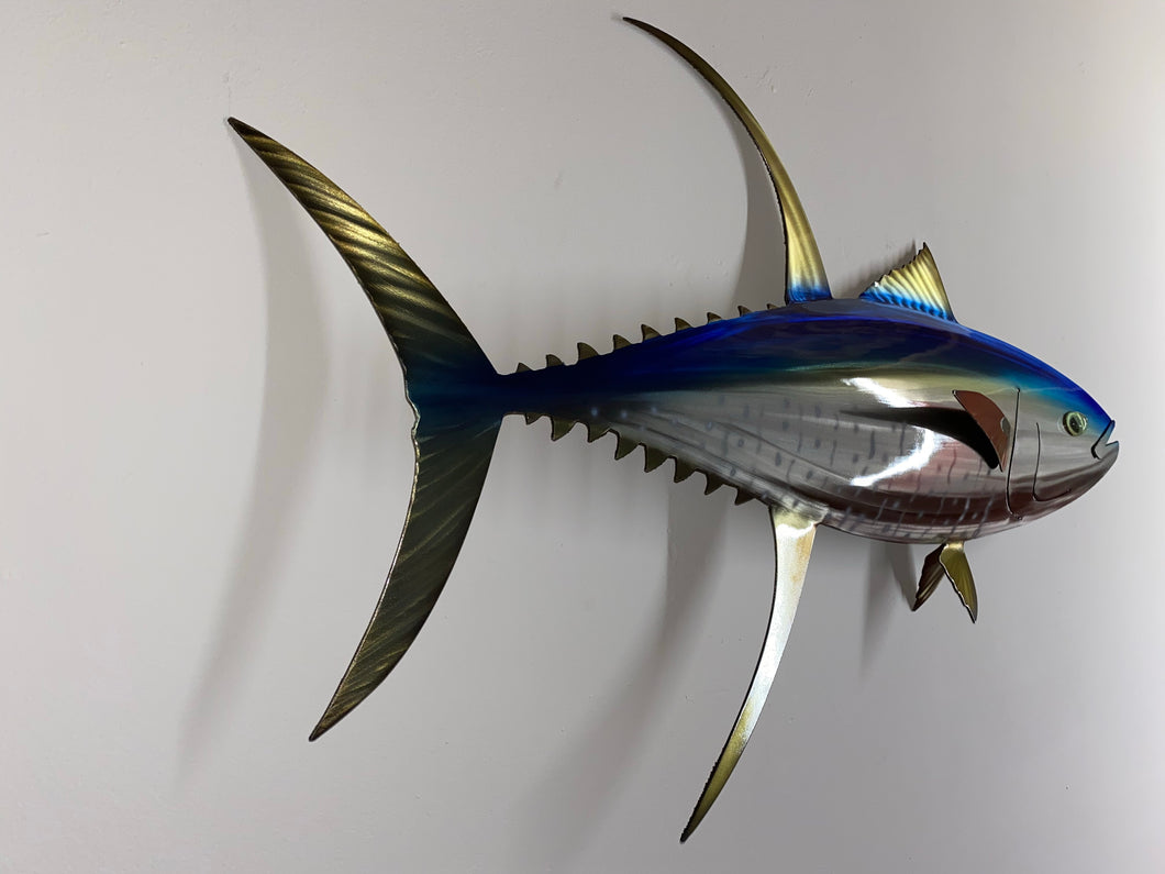 "36"" Stainless Steel Yellowfin Tuna"