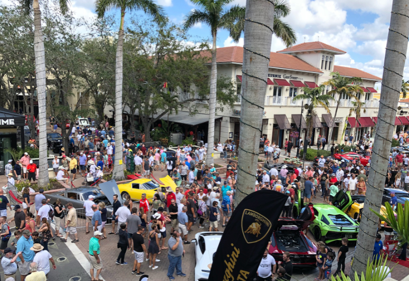Cars on FIFTH - Naples, FL   Feb 6th