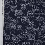 (無料サンプル)+HAyU fabric ~CAT~ - cocca