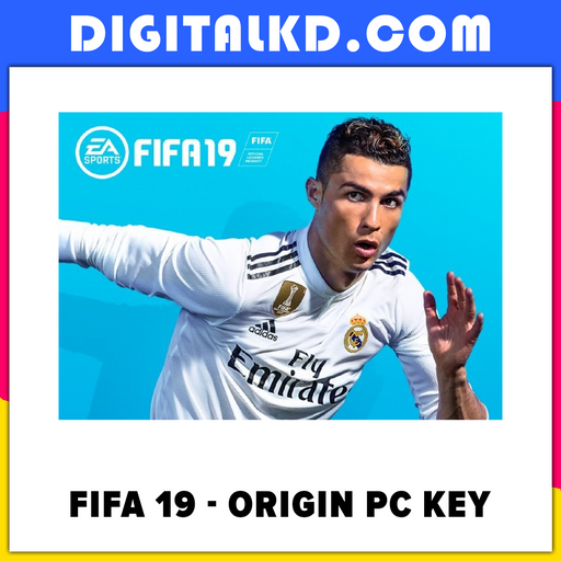 [PC] FIFA 19 - EA Origin Key - Digital Download - DigitalKD.com