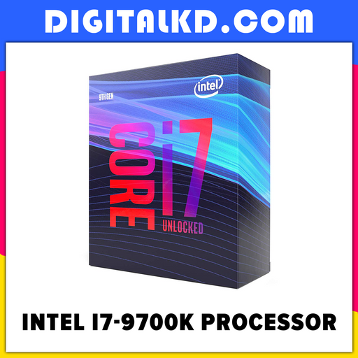 Intel Core i7-9700K Desktop Processor 8 Cores 4.9 GHz Turbo Unlocked LGA1151 300 Series 95W