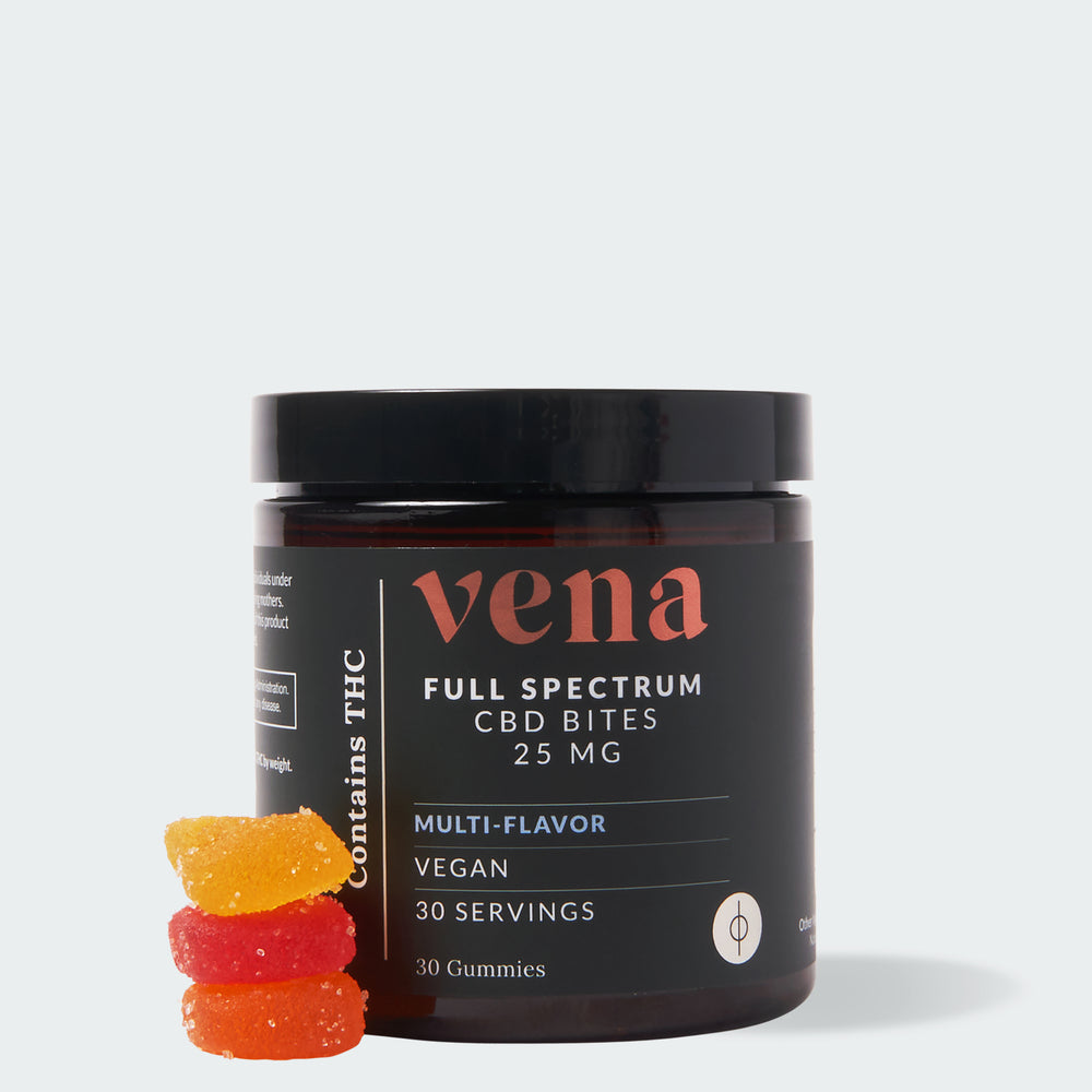 Full Spectrum CBD Bites