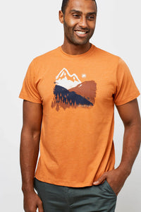 Men's Mountain Ink Tee