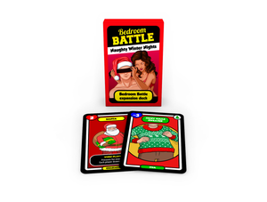 Bedroom Battle - Naughty Winter Nights Expansion