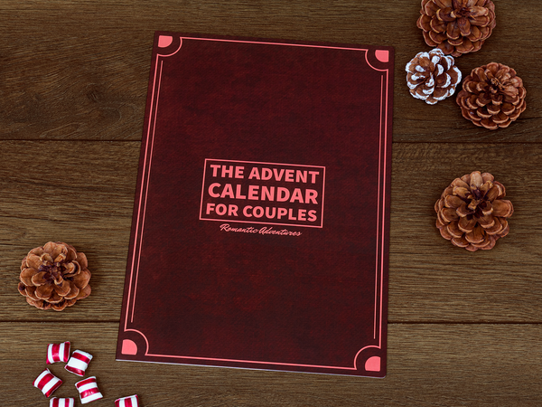The Advent Calendar for Couples - Romantic Adventures