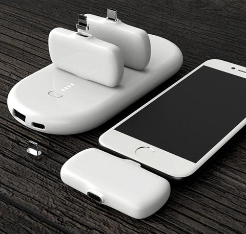 Portable Power Packs With Charging Station