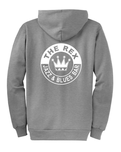 The Everyday Rex Zip Hooded Sweatshirt