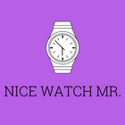 Nice Watch Mr.