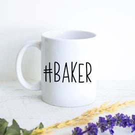 Hashtag Baker  - with option to Personalize