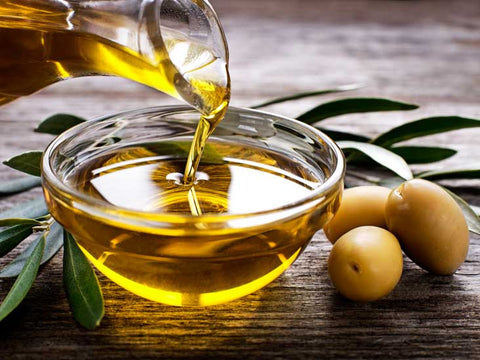 olive oil for good liver health