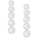 Serendipity Bezel Earrings