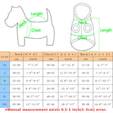 Cat/Dog Sweater Vest - 5 Colors