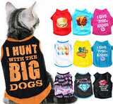 Various Stylish Pet Shirts