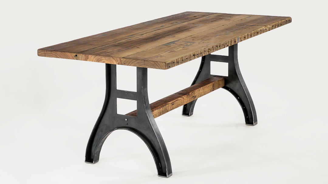 The Forge Dining Table // 1401 S. Hanover St.