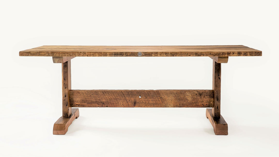 The Hamilton Dining Table // 1401 S. Hanover St.