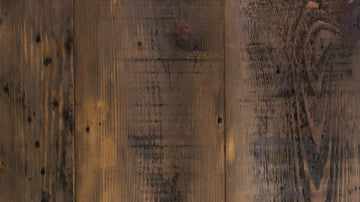 Wood Sample: Rough Sawn // Brown Gray